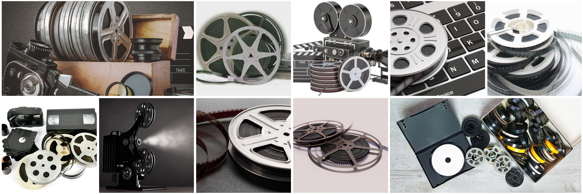Film Scanning Services | Movie Film Transfer Services