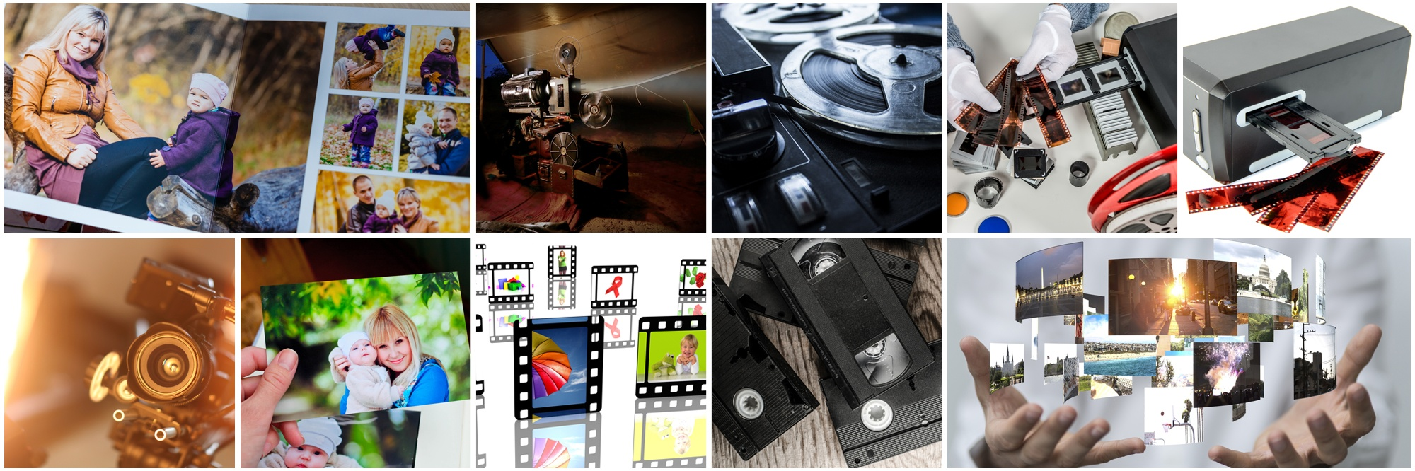 When Should You Digitize 8mm and 16mm Film? Yesterday!